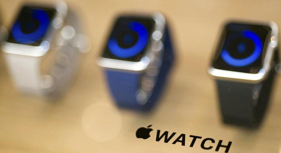 Apple regner med, at selskabets smartur bliver det næste store hit i teknologivirksomhedens portefølje.