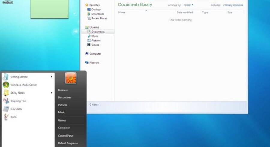 Den nye Windows 7 bliver værd at vente på, og derfor bør man springe Windows Vista over, hvis man ikke er gået i gang, siger Gartner.