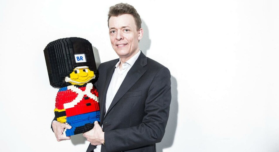 Peter Gjørup, som er overhoved i familien Gjørup, der ejer Top-Toy og Fætter BR.