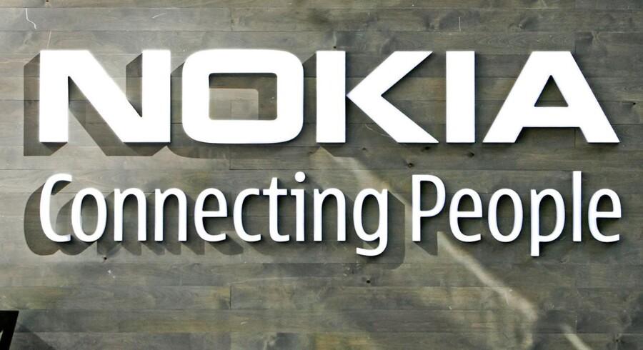 Det store finske selskab, som primært leverer netværksløsninger efter salget af sine mobiltelefoner til Microsoft, omsatte for 3,32 mia. euro i kvartalet
