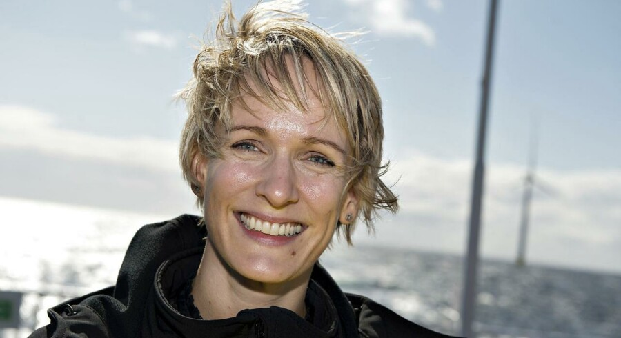 Christina Grumstrup Sørensen, tidligere vindchef i DONG, er en del af det nye investeringsselskab, der har haft stor succes med investeringer i vindmølleparker.