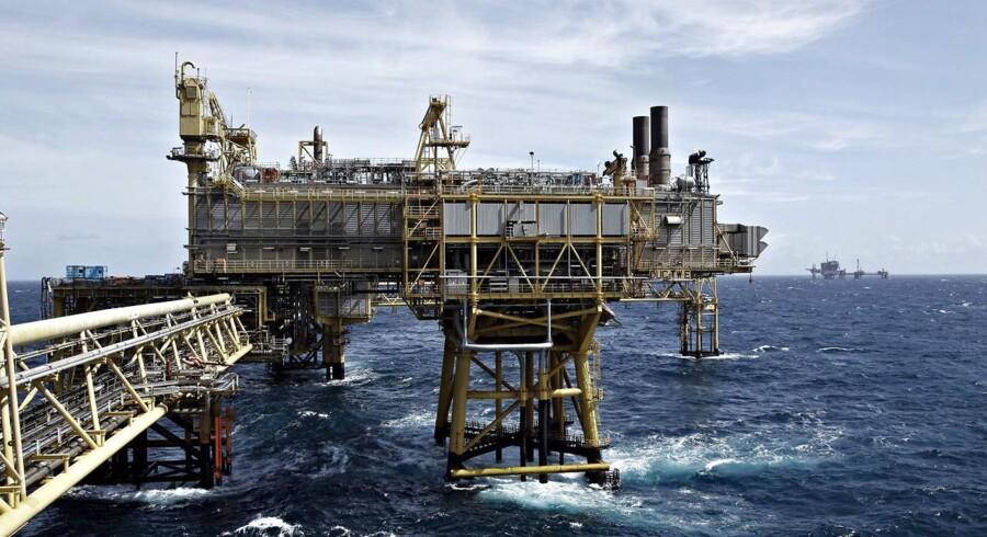 OPEC har med sine evindelige uenigheder skrevet sig selv ud af olieprisligningen, og markedet kigger i højere og højere grad mod USA og landets faldende olieproduktion. I sidste ende er det formentlig kun større økonomisk aktivitet, der kan hæve olieprisen fra dybet.(Foto: Tom Ingvardsen/Mærsk Olie og Gas/FRIT/Scanpix 2015)