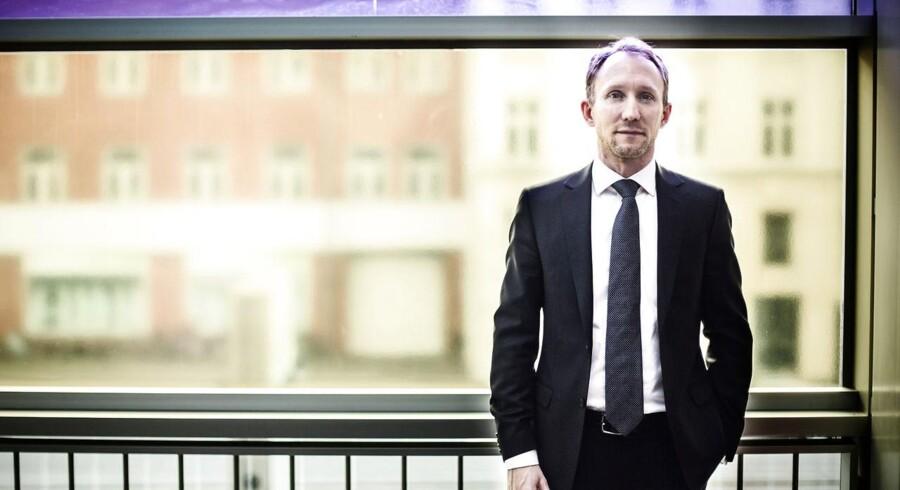 Codan-direktør Patrick Bergander nedlægger 120 stillinger i Danmark.