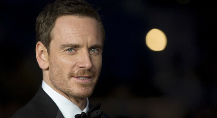 Michael Fassbender: Foto: Neil Hall/REUTERS