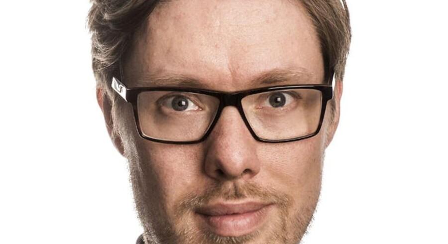 Thomas Conradsen, redaktør.