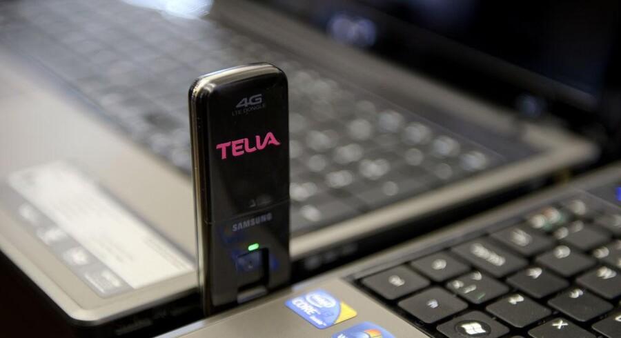 4G er en dataforbindelse over mobilnettet, som er hurtig nok til, at man kan spille onlinespil og se direkte TV uden klumper i strømmen. Nu skal yderområder og andre steder i landet med sorte mobilpletter dækkes af 4G-signaler, så de kan få en ordentlig internetforbindelse. Arkivfoto: Liselotte Sabroe
