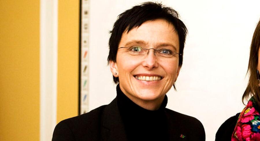 Den norske IT-minister Heidi Grande Røys får vedtaget omfattende beslutning om at bruge åbne IT-formater i det offentlige og overhaler dermed Danmark indenom. Foto: Jan Jørgensen