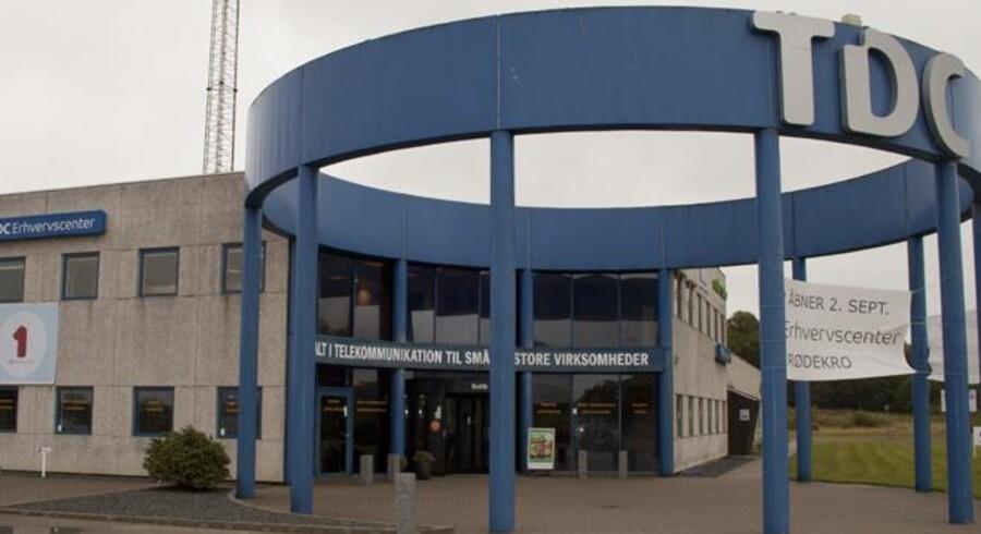 tdc erhvervscenter frederikssund