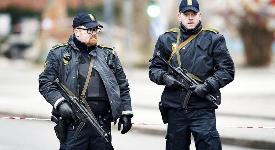 Arkivfoto. Som led i de nye antiterror-tiltag nedsætter regeringen et nyt terrorudvalg, der skal granske den danske indsats mod terror, erfarer Berlingske.