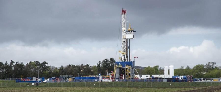 Total opgiver boring i Nordjylland efter skiffergas.