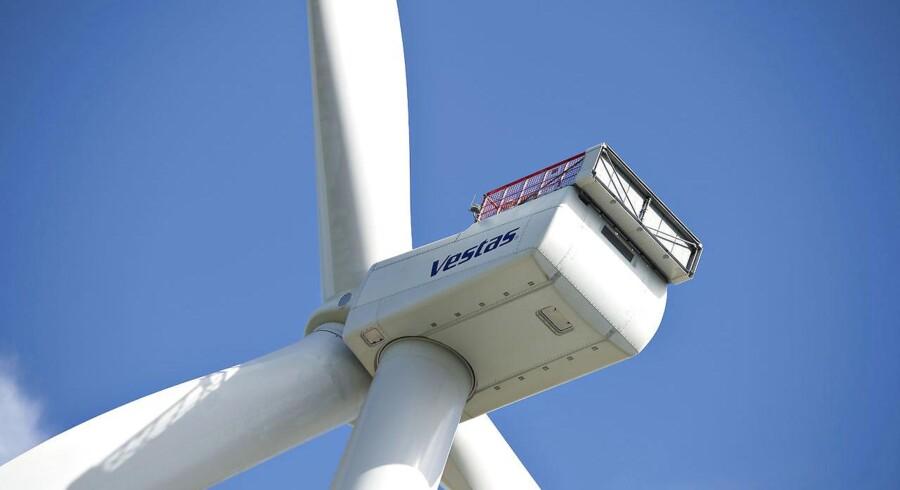 Med en ny ordre er Vestas oppe på ordrer på i alt 318 megawatt indtil videre i år.