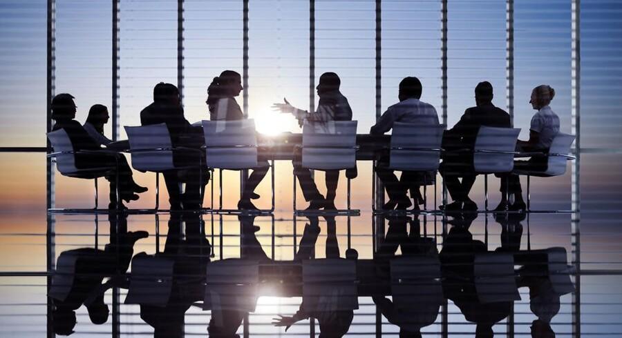 Du er afdelingsleder for tre teams i en public affairs-afdeling, der lever af at yde rådgivning til private virksomheder.