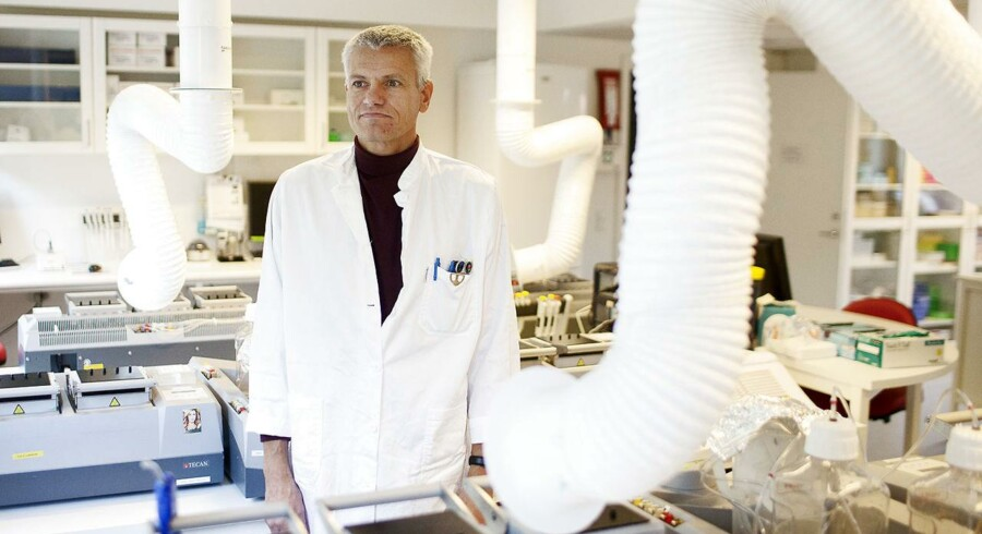 Lars Kongsbak, adm. direktør i Exiqon.