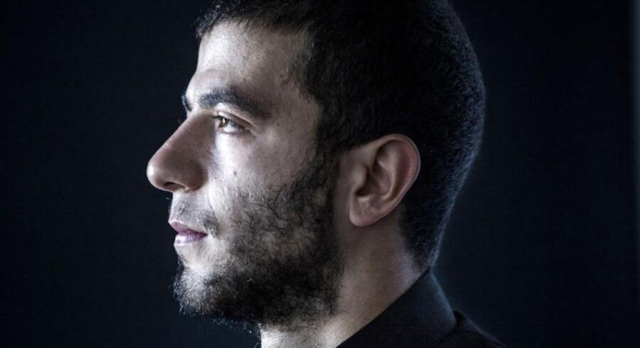 Belal El-khati kan ikke blive dansk statsborger. Arkivfoto.