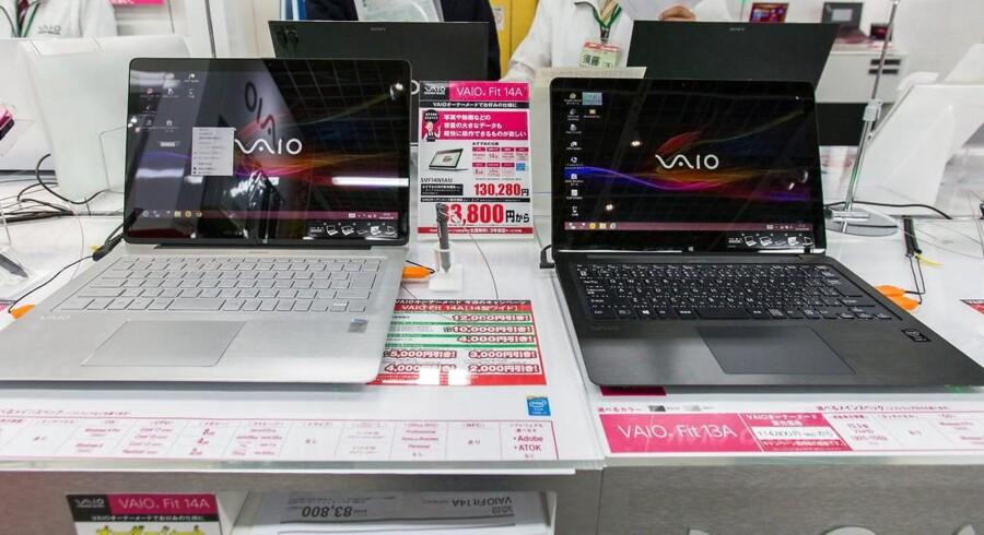 Det faldende PC-salg koster nu også harddiskproducenten Seagates ansatte jobbet. Arkivfoto: Christopher Jue, EPA/Scanpix