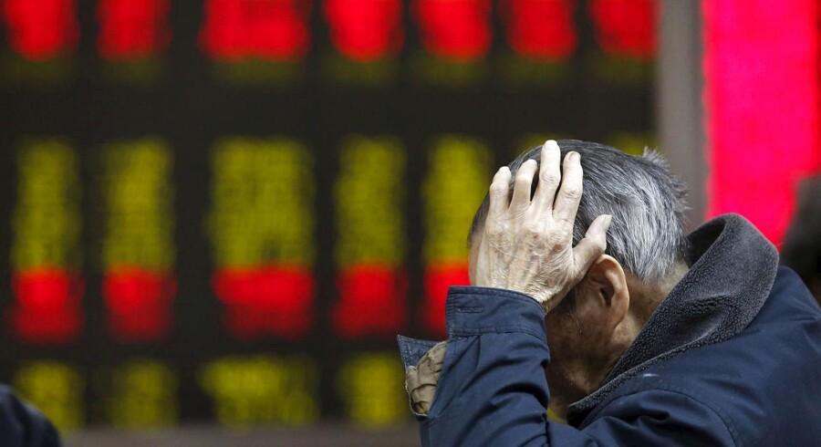 Analytikere holder vejret indtil mandag, hvor de kinesiske markeder åbner igen.