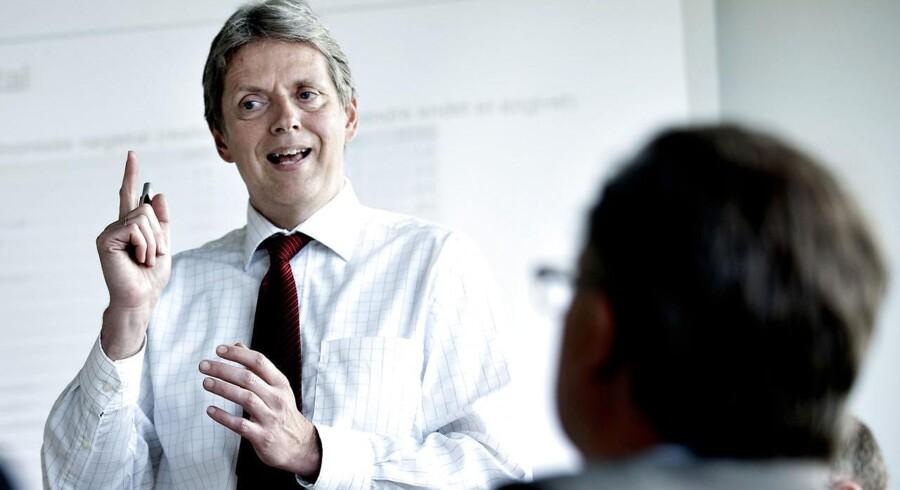 Cheføkonom i Nordea Helge Pedersen.