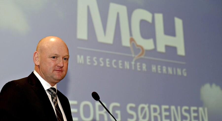 Georg Sørensen, administrerende direktør i MCH A/S.
