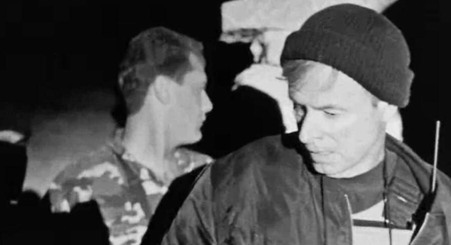 Den amerikanske militærmand James Steele er ifølge den britiske avis Guardian og radio- og TV-stationen BBC en af mændene bag USAs hemmelige torturcentre i Irak.