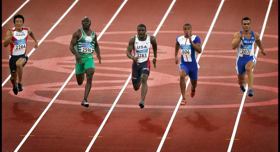Atletik-sporten kæmper tilsyneladende med store doping-problemer.