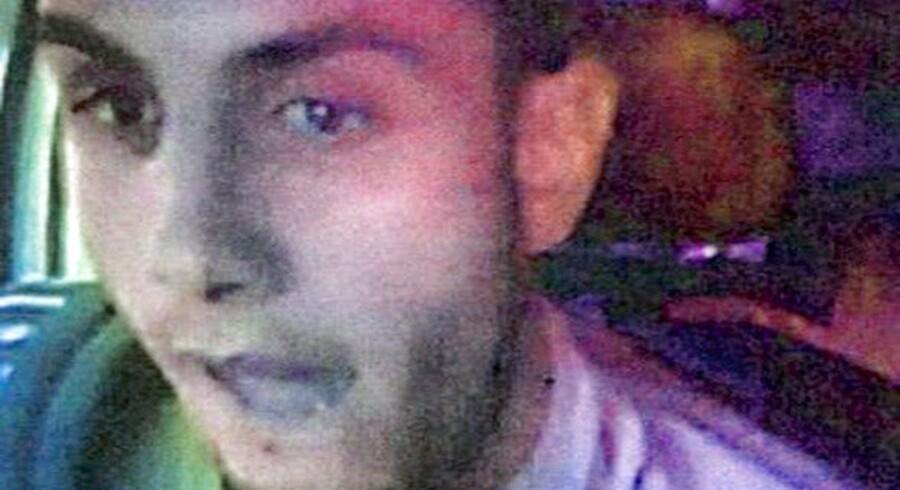 Den nu dræbte Omar Abdel Hamid El-Hussein har tidligere været i politiets søgeslys. Bl.a. i forbindelse med et voldsomt knivstikkeri på en S-togs station i 2013. Siden blev han dømt i en voldssag, som han har siddet i fængsel for. (Foto: /Scanpix 2015)