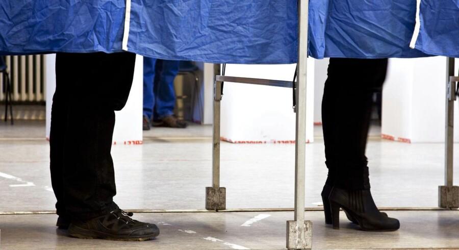 3. december danskerne til EU-folkeafstemning.