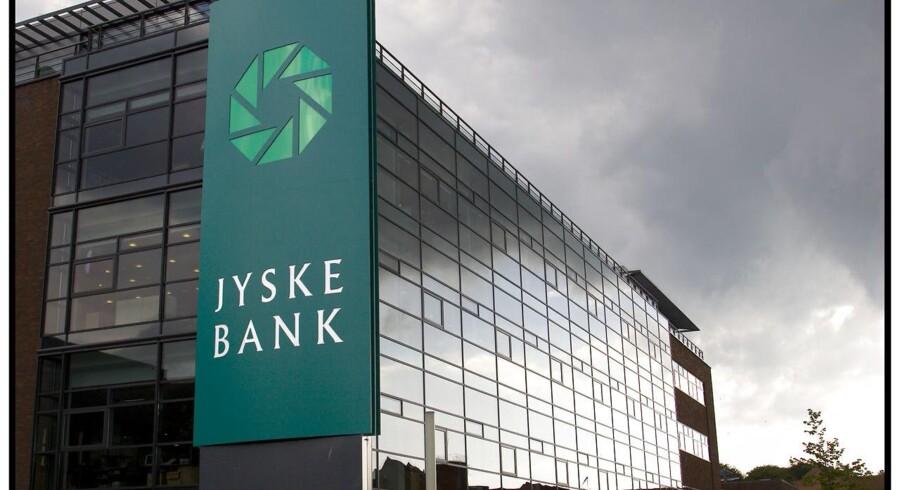 Arkivfoto: Jyske Bank.