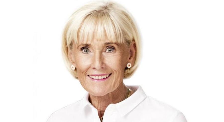 Colette Brix, formand for DESA, selvstændig erhvervsdrivende og folketingskandidat (V)
