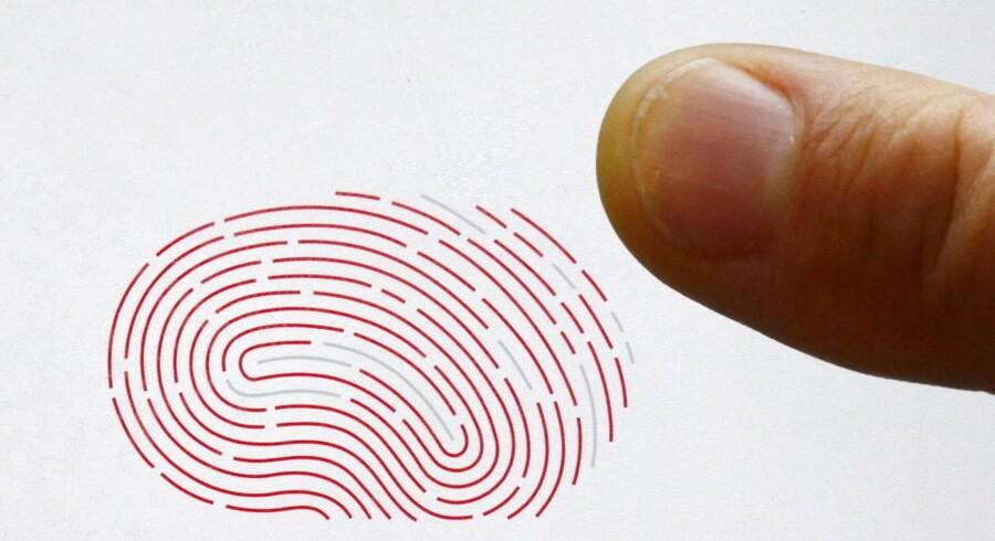 Svenske Fingerprint Cards, der producerer teknologi til bekræftelse af biometriske fingeraftryk, er blevet genstand for heftigt spekulation fra private investorer.