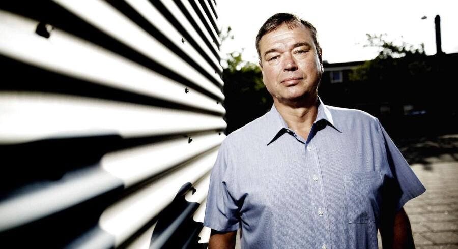 Novozymes' Peder Holk Nielsen mener, at lave oliepriser skader klimaet.