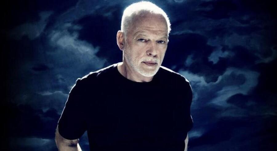 Når Pink Floyd var bedst, var det netop, når David Gilmour (foto) og Roger Waters gav hinanden det fornødne modspil. Uden Waters er Gilmour trods sin ekvilibrisme for meget bedstefar og for lidt rock'n'roll. PR-foto