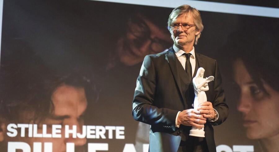 Oscar-vinderen har solgt sin Hellerup-villa for 37 millioner kroner (Foto: Simon Skipper/Scanpix 2015)