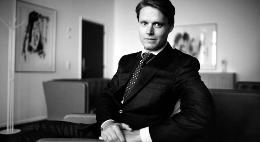 TDCs koncernchef, Henrik Poulsen, er klar til at fortsætte i Schweiz, hvis fusionen med franske Orange ikke bliver til noget. Foto: Scanpix