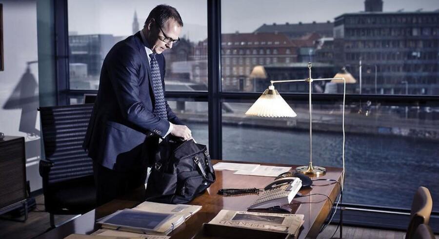 Nykredit og topchef Michael Rasmussen har onsdag tabt sag om andelsforeningen Duegårdens gæld. Det kan give højere priser.