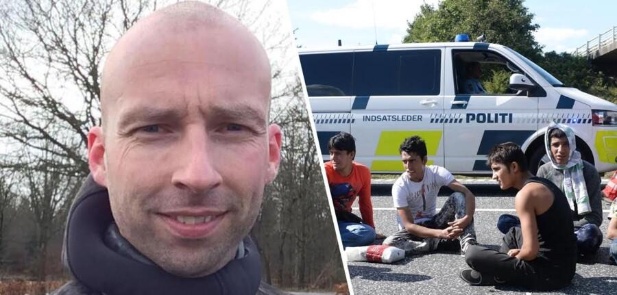 Jesper Lillelund Simonsen fra Sydøstjyllands Politi er træt af at være 'den onde' betjent. Det har han skrevet i et opslag på Facebook, der på bare én dag er blevet delt næsten 3000 gange.