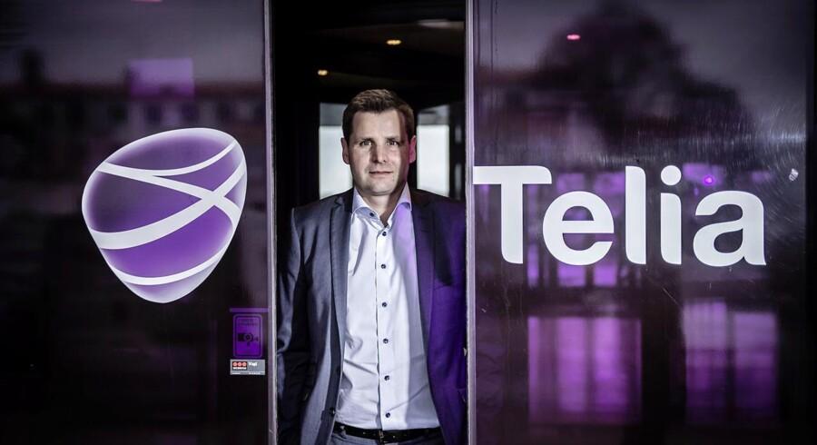 Telias omsætning i Danmark faldt med 1,9 pct. til 1419 mio. svenske kr. i andet kvartal, mens driftsoverskuddet før skat, renter samt af- og nedskrivninger, EBITDA, dykkede med 2 pct. til 159 mio. svenske kr., hvis man fraregner særposter.