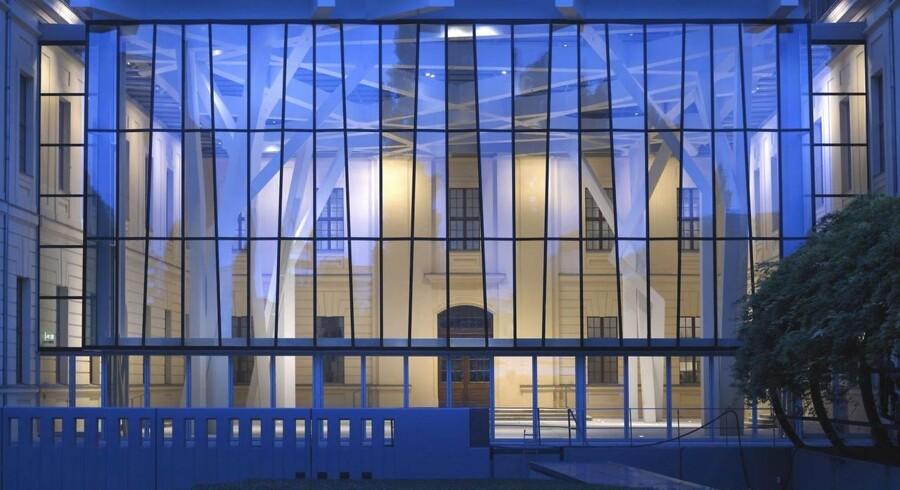 Det Jødiske Museum i Berlin er lukket i forbindelse med udgravningen af en bombe.