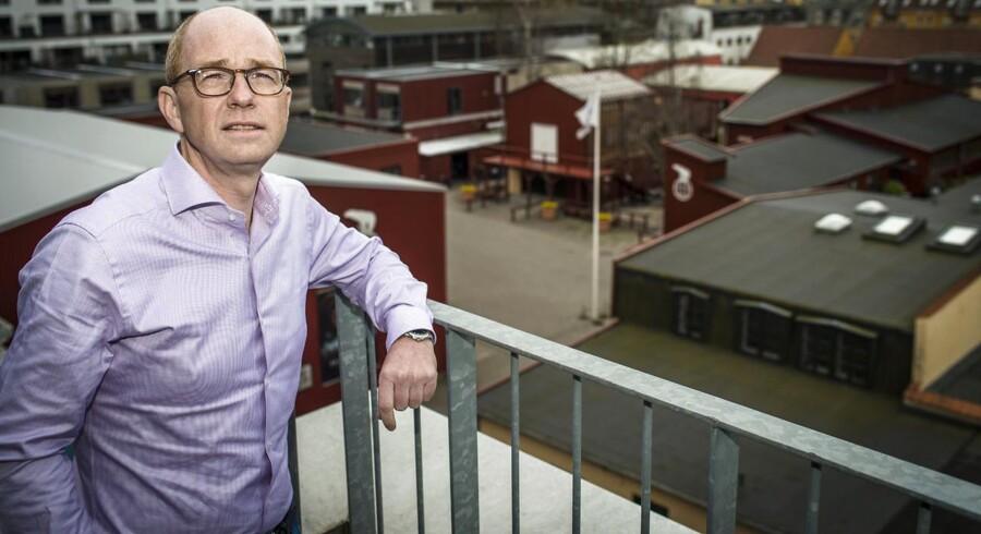 Som direktør for Nordisk Film siden 2008, har Allan Hansen gennemført en turnaround af det 100 år gamle filmselskab, som nu er ved at blive gearet til yderligere vækst med et nyt og fjerde forretningsben.
