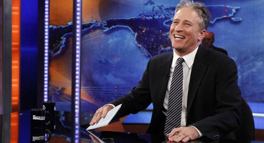 Jon Stewart og hans »Daily Show«, der hidtil er sendt på DR 2, er med i pakken, når MTGTV lancerer Comedy Central.