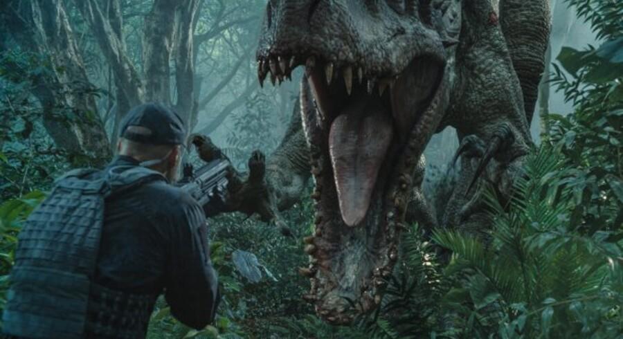Wang Jianlin har købt det ikoniske Hollywood-filmselskab Legendary Entertainment, der blandt andet står bag filmen Jurassic World.