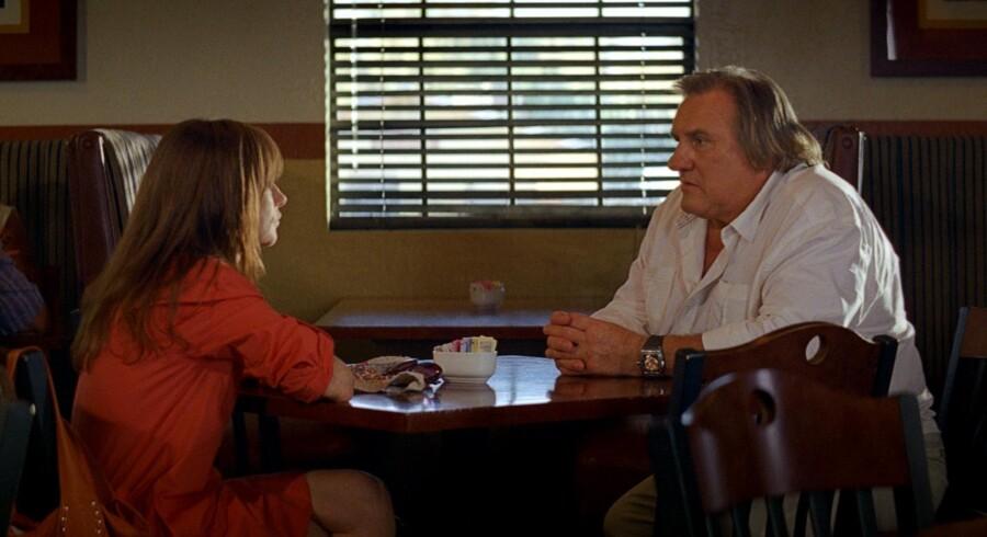 Isabelle Huppert og Gérard Depardieu i »Valley of Love«- Foto: PR