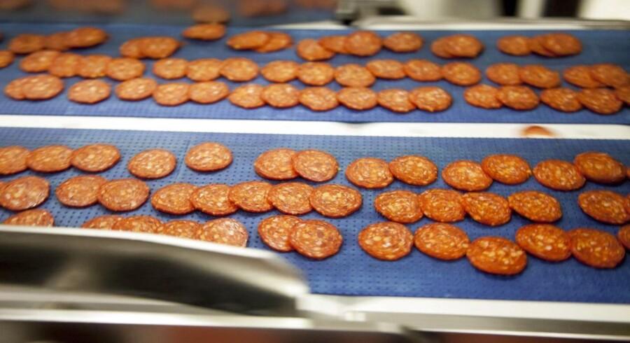 DK Foods produkter er at finde på over 4 millioner pizzaer i Europa hver uge.