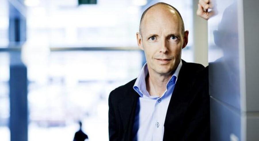 Om lidt over en måned drager Henrik Clausen til Malaysia for at overtage roret i Telenors forretning dér. Foto: Telenor