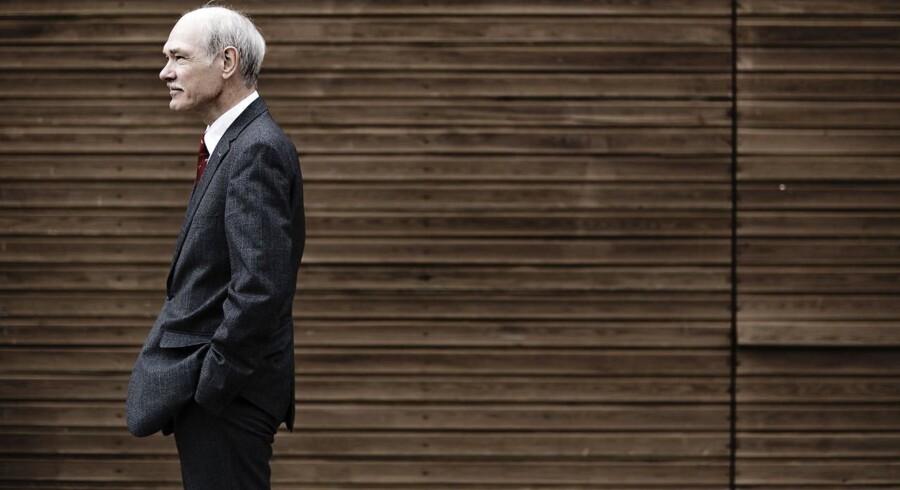 Jørgen Huno Rasmussen, ny formand for Tryg og Tryghedsfonden.