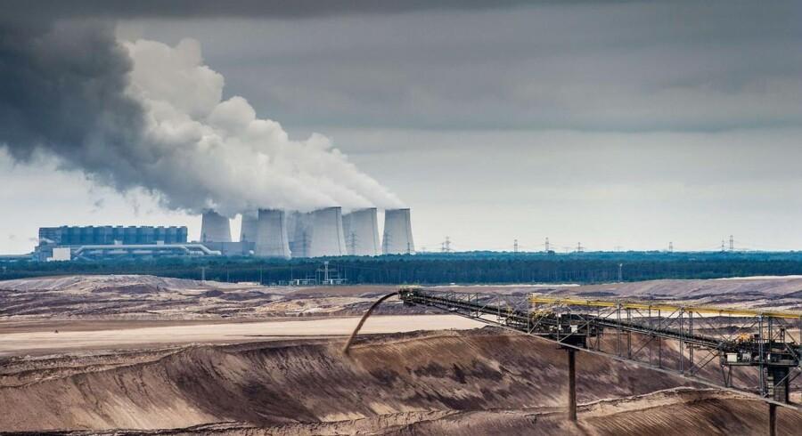 Vattenfalls kulkraftværk i Jaenschwalde i det østelige Tyskland er til salg, og Greenpeace vil gerne købe det. Men udelukkende for at sikre, at brunkul ikke længere bliver brugt som energiform i Tyskland.