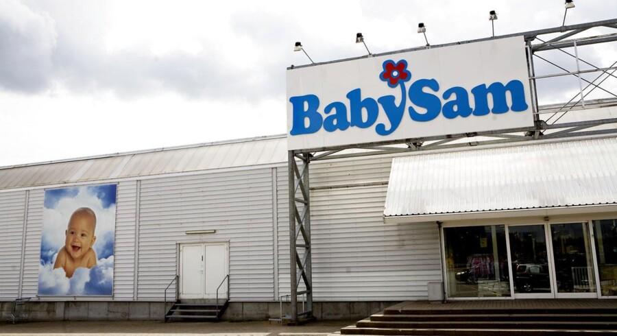 Polaris har blandt andet investeret i BabySam.