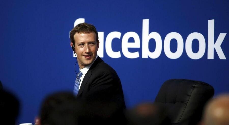 Facebook-stifter Mark Zuckerberg har vakt opsigt med sin udmelding natten til onsdag.