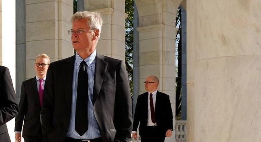 Det bliver, Peter Taksøe-Jensen, der skal granske den danske udenrigspolitik. Arkivfoto: Michael Reynolds/EPA