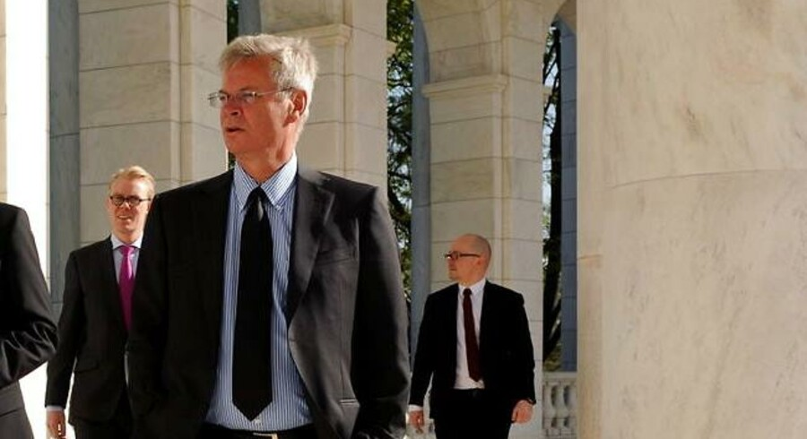 Alt tyder på, at Peter Taksøe-Jensen er Lars Løkkes bud på en såkaldt udreder. Arkivfoto: Michael Reynolds/EPA