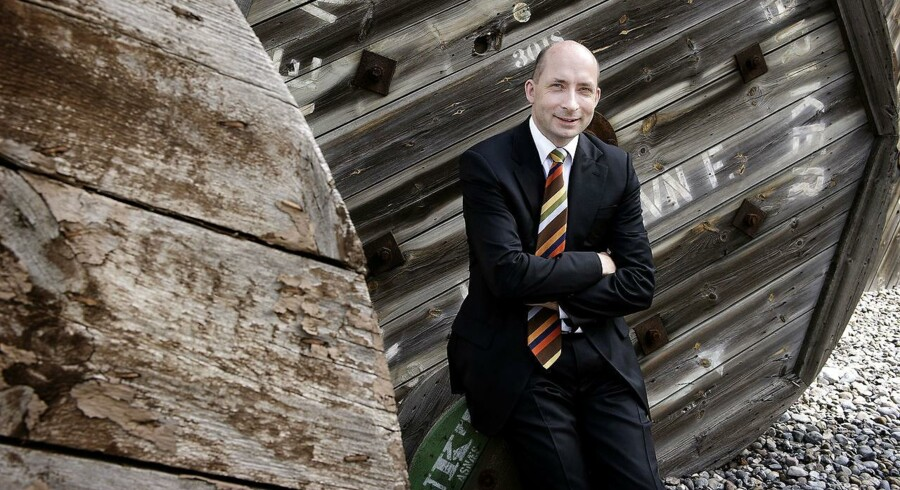 Thomas Hofman-Bang, Adm. direktør i NKT.